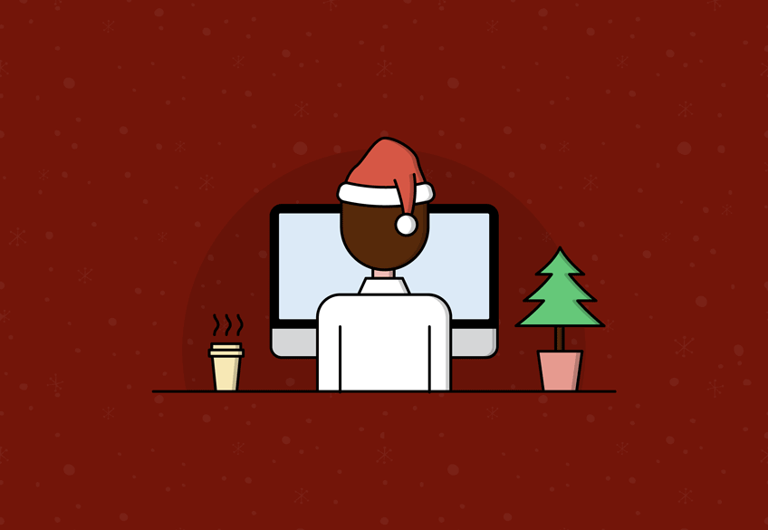 Who's Working During Christmas? [Infographic]
