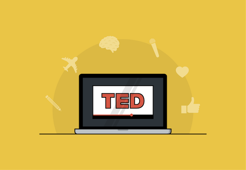 Five inspirational TED talks for employers & small business owners
