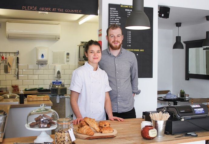 Starting Your First Business: A Local Cafe Owner's Experience