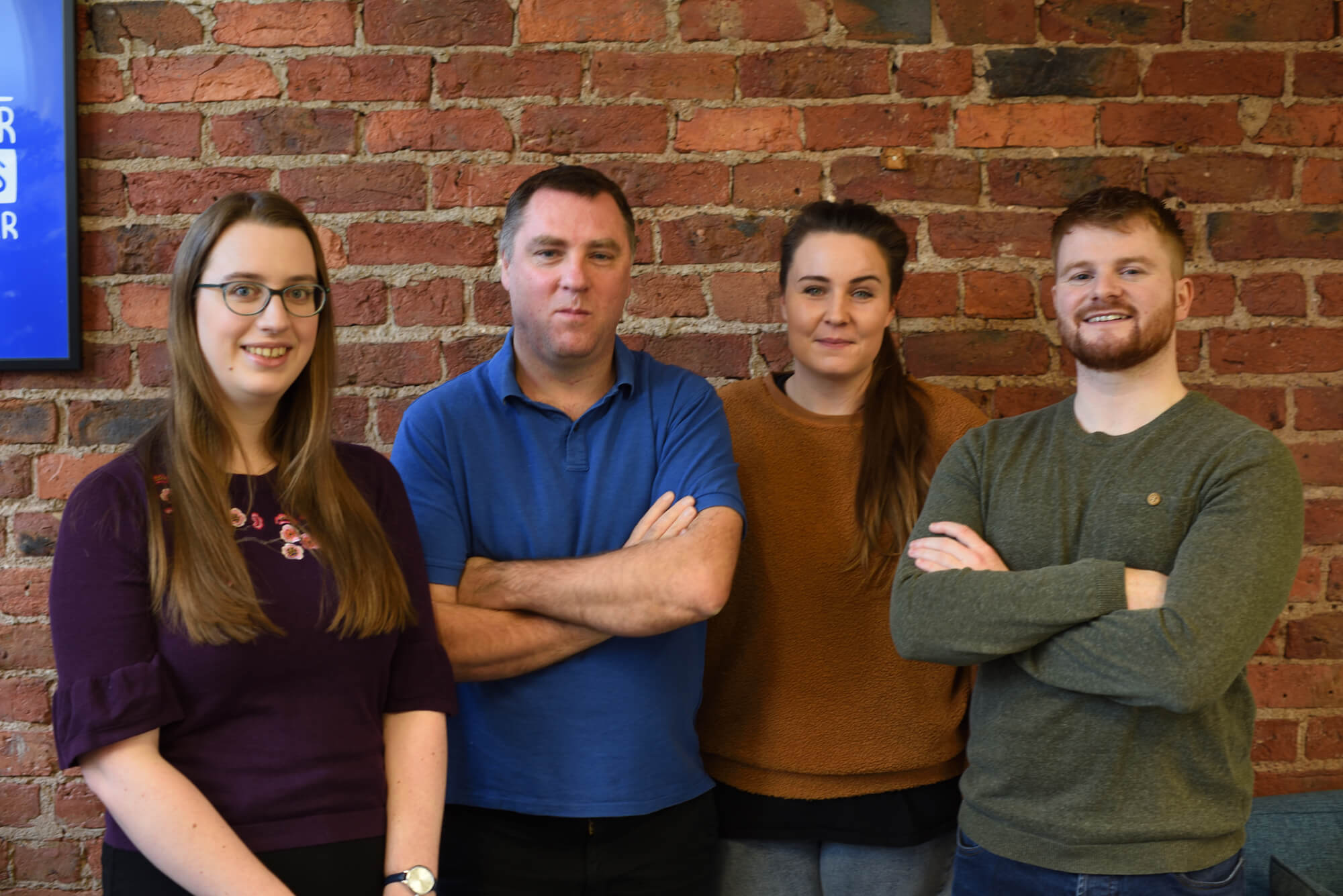 Fantastic four: Bevy of new faces join the RotaCloud team