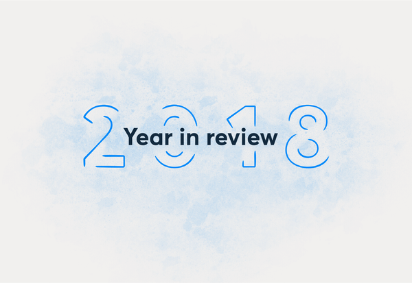 RotaCloud 2018 year in review [Infographic]