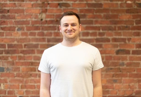 Great with a wedge of cheddar — Meet Jacob, our new front-end developer