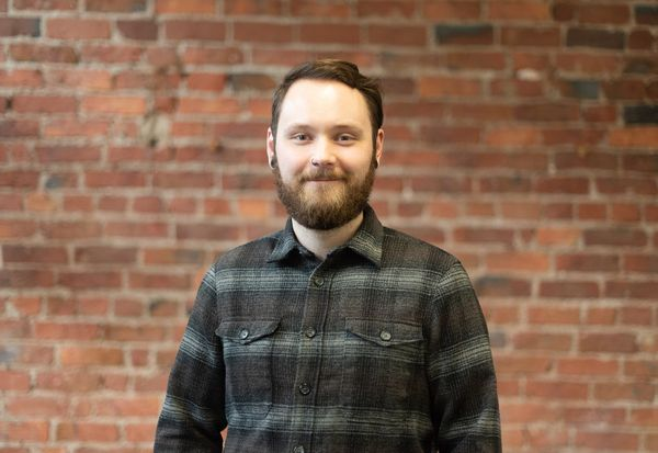 James the Third — Meet the newest member of our team: James Denham