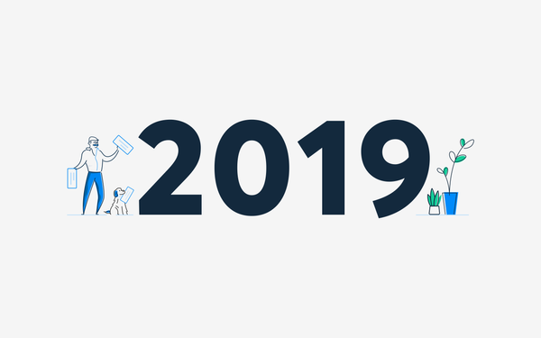 RotaCloud 2019 year in review [infographic]