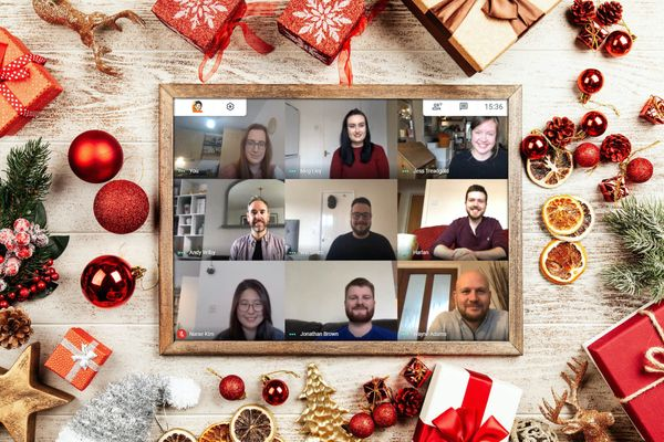 Alternative Christmas & New Year parties for remote-working staff